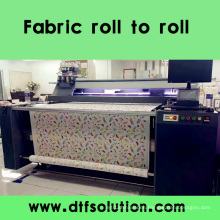 Belt Digital Printer for Cotton Fabric Roll to Roll Printing