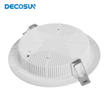 Frosted Cover 12w SMD Ra80 LED Down light