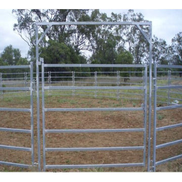 Metal Livestock Farm Fence Gate for Cattle Sheep or Horse