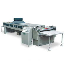 JY-1000  UV Oil-passing polishing dual machine