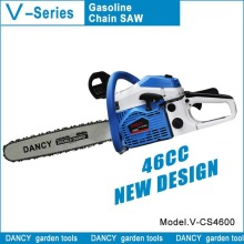 46CC chainsaw,max cut diameter 40cm,V-CS4600