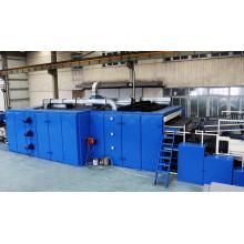 Cadena de producción de guata consolidada química (YYL-HP)