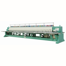 40 heads lace embroidery machine