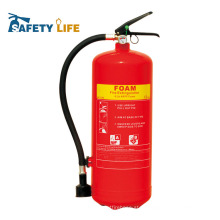 Extintores de espuma 10L / Produtos de combate a incêndios-extintor de espuma líquido