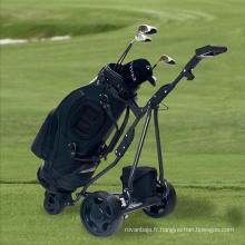 Vente en gros Télécommande électrique Golf Trolley 3 roues (DG12150-D)