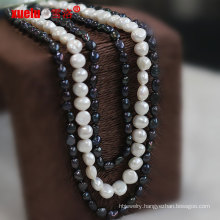 Fashion Jewelry Unique Fresh Water Pearl Necklace Design