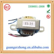 Transformador de baixa frequência 220v 7.5v 220v 50hz