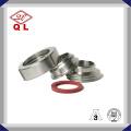 Aço Inoxidável 304 316L União Masculina Sanitária com Junta