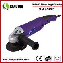 Mini amoladora angular de 125 mm para cortar