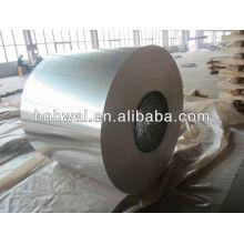 8011 aleación cubierta de aluminio bobina