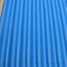 Blue Corrugated Steel Roof Sheet