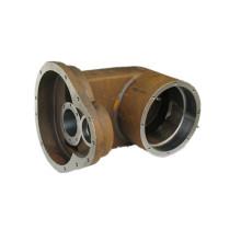 Peça da carcaça da precisão para o automóvel com aço de molde (DR247)