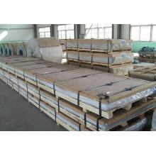 Folha de alumínio 5052 H32 com largura extra