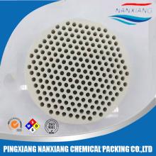 filtro de favo de mel cerâmico, com filtro cerâmico poroso resistente a altas temperaturas