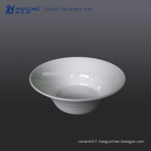 Unique Design Fine Porcelain Bowl, Bowl For Rice And Salad