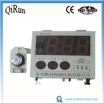 China for Supply Industrial High Temperature Measuring Instrument, Intelligent Temperature Instrument to Your Requirements 5-inch Smelting Steel Temperature Display Instrumentation supply to Singapore Factories