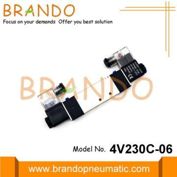 4V230C-06 Magnetventil für Pneumatikzylinder