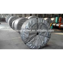 production professionnelle solide tissée PVC PVG bande transporteuse