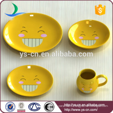 BSCI passed wholesale price custom design porcelain tableware