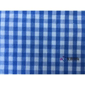 Check Shirt Design Yarn Dyed Cotton Fabric