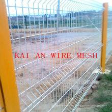 Hebei anping KAIAN 4x4 malla de alambre soldado