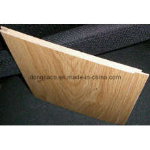 CE Approved Laminated Wooden Wall Panel