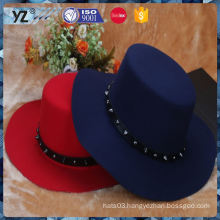 Latest product long lasting design uniform women hats for promotion