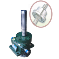 motorized jack screw worm gear lift  machine ball screw jack