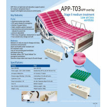 Wechseldruck aufblasbare medizinische Luftmatratze mit Pumpe APP-T03