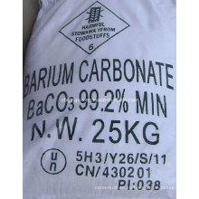 Precio bajo Grado industrial 99.2% carbonato de bario