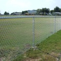 Diamond Woven Wire Mesh Chain Link Fence