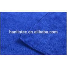 China al por mayor absorbente de secado rápido microfibra toalla lavado de coches con gran precio