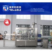 Máquina de llenado de líquidos automática / máquina de llenado de bebidas líquidas