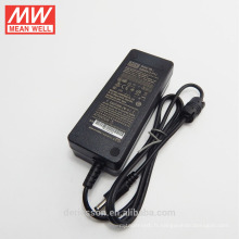original MEAN PUITS UL CE CB 12V Bureau Adaptateur 5A 60W GS60A12-P1J