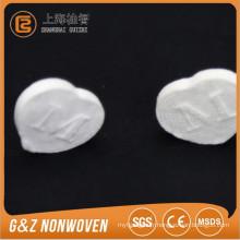bon marché comprimé masque OEM coton comprimé masque facial feuille
