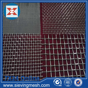 Mesh Double Crimped Wire