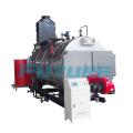 Horizontale 500kg / H Diesel-Dampfkessel für die Aushärtungskammer
