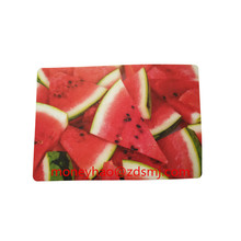 Kitchen supplies plastic table mat pp mat