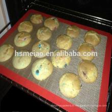 Tapis à pâtisserie populaire à base de silicone résistant à la chaleur