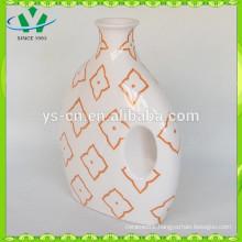 2014 Promotional Gifts Souvenir Item Unique Design Ceramic Vase