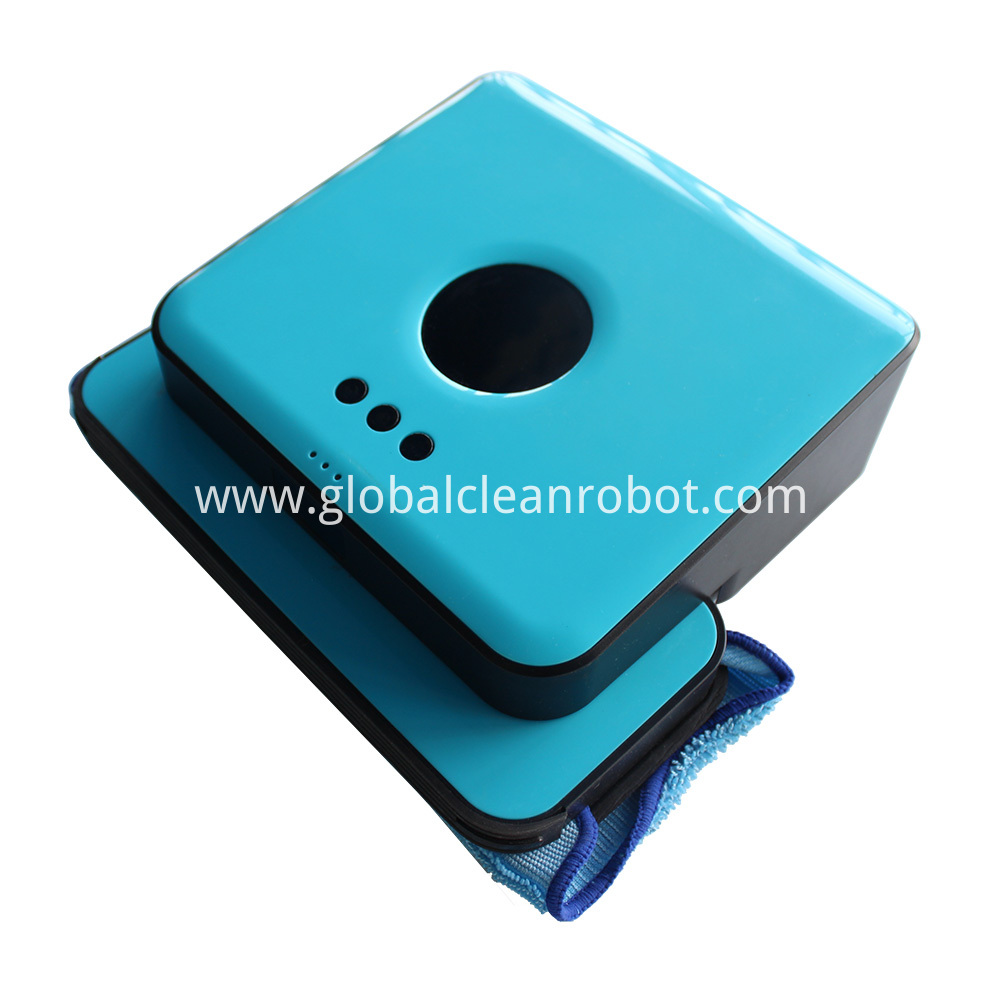 Wi-Fi Connected Mopping Vacuum Robot (5)