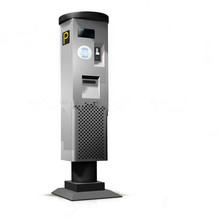Solar Parking Meter/Parkin Payment Machine
