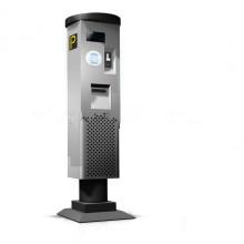 Máquina de pagamento solar do medidor de estacionamento / Parkin