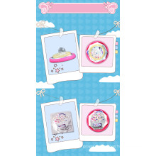 Lollipop Cute Embalagem Romântico Thread ultra fino Condones Sex Products for Men preservativo