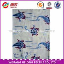 Tela de rayón impresa 100% de alta calidad de la fábrica de China