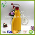 HDPE high-quality customized empty plastic bottle 500ml liquid for sale