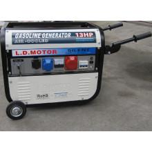 Gerador de gasolina trifásico branco HH2800-B07