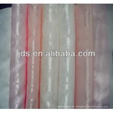 Tejido de tela de poliéster tejido
