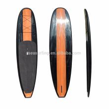 Venda quente! Alta qualidade de madeira stand up paddle board / stand up paddle boards