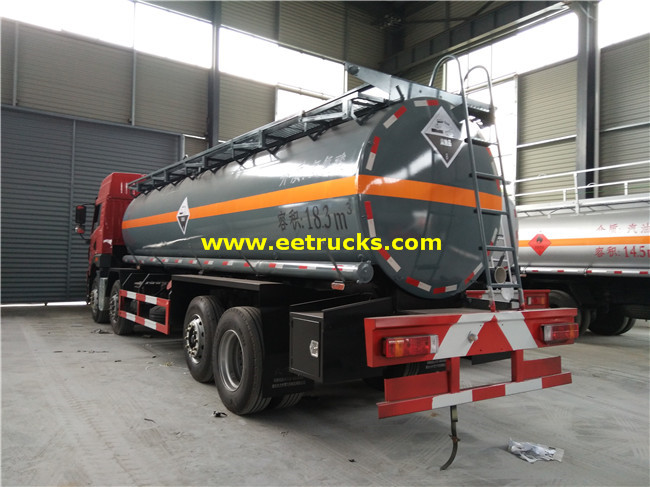 Dilute Sulphuric Acid Tank Trailers